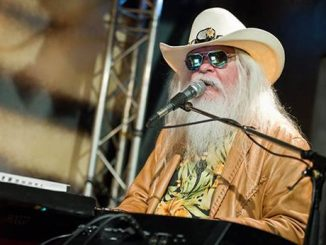 Photo: Leon Russell Facebook