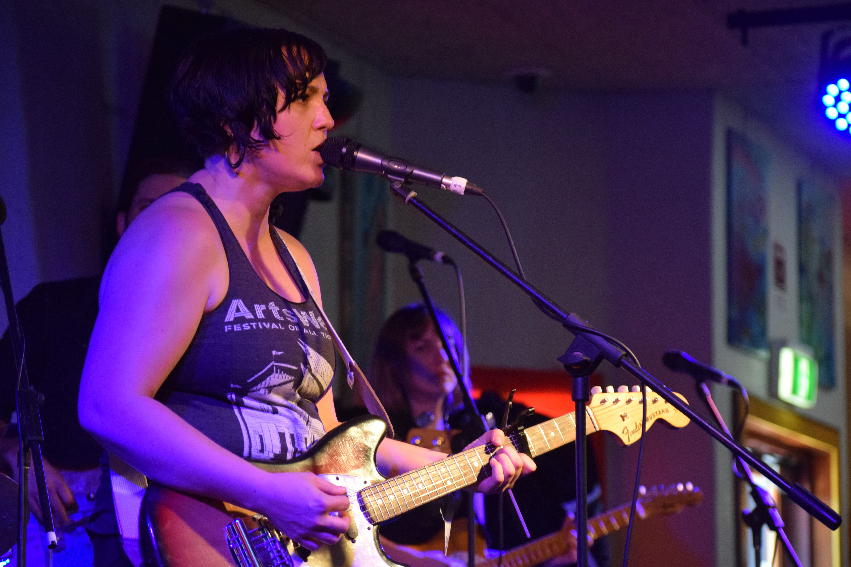 Liz Stringer – Mullumbimby Music Festival